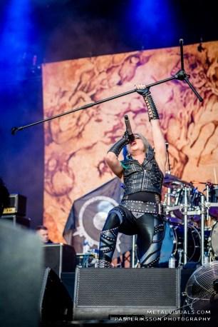 Arch Enemy - Tuska 2018.
