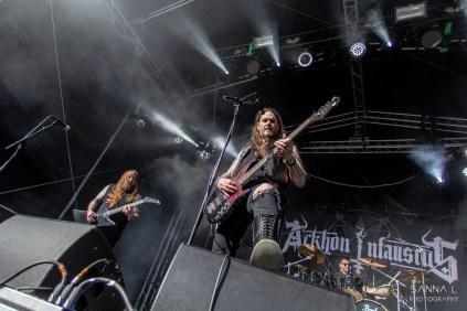 Arkhon Infaustus, Steelfest 2019
