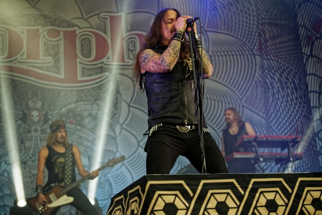 Amorphis - Sauna Open Air 2019