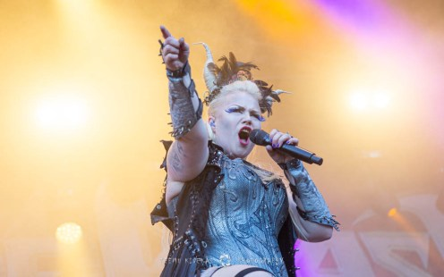 Battle Beast. Rock in the city, Rauma 2019 (11)