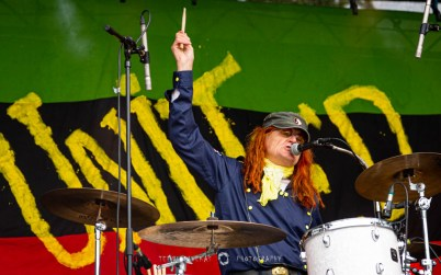 Pelle Miljoona United. Rock in the city, Rauma 2019 (2)