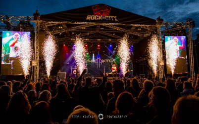 Sonata Arctica. Rock in the city, Rauma 2019 (17)