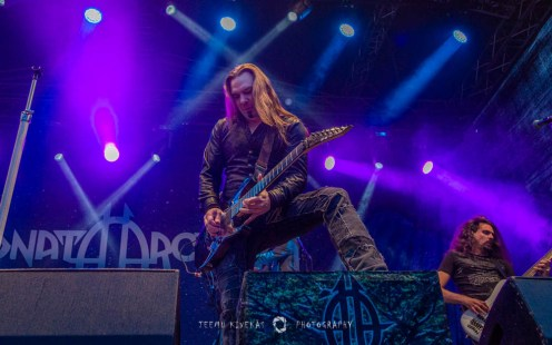 Sonata Arctica. Rock in the city, Rauma 2019 (8)