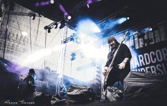 Hardcore Superstar, Kaisaniemi, Helsinki