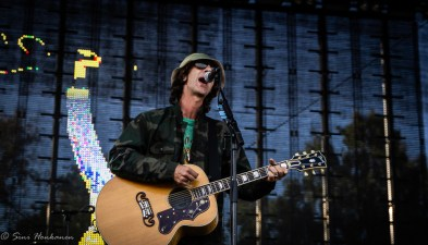 Richard Ashcroft, Kaisaniemi