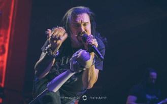 Dream Theater, Helsingin jäähalli. 2020 (11)