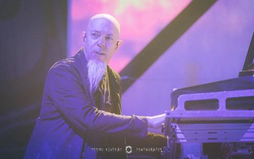 Dream Theater, Helsingin jäähalli. 2020 (6)