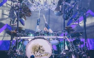 Dream Theater, Helsingin jäähalli. 2020 (7)