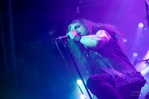 Death Angel, Tampere, 2020