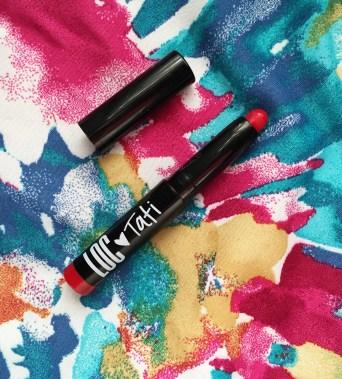 LOC Vibrant Matte Lipstick in Wildest Dreams | Birchbox Unboxing: November 2015