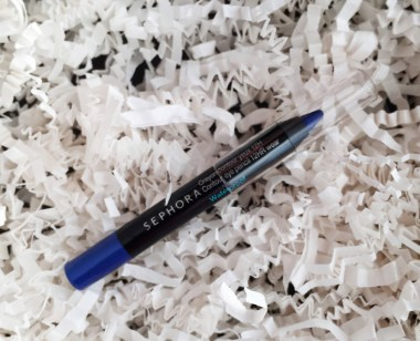 Sephora Contour Eye Pencil in My Boyfriend's Jeans | Play! by Sephora: November 2015