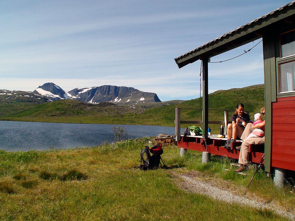 Sommer i Narvik