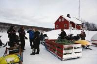 På Ravnastua. Foto: Edmund J. Grønmo.
