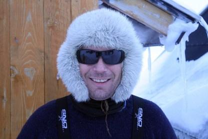 En blid Kent Valio. Foto: Øyvind Werner Øfsti.