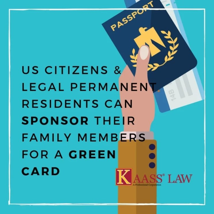 Green Card Sponsor Immigration Lawyer