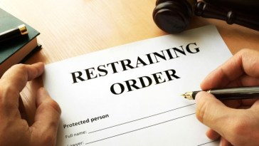 restraining order Lawyer los angeles