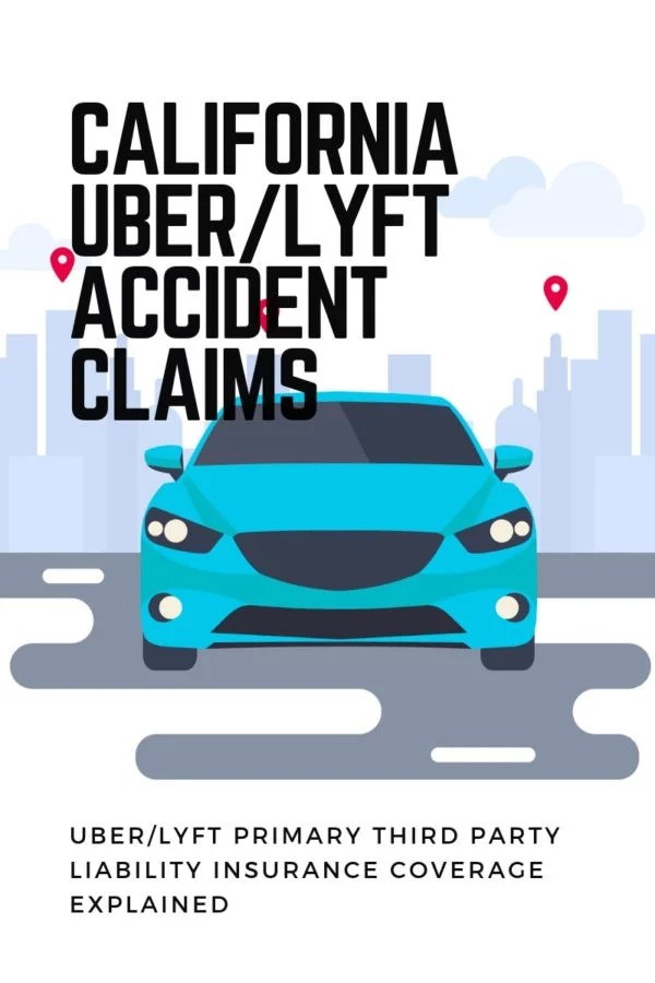 California Uber Accident Lawyer