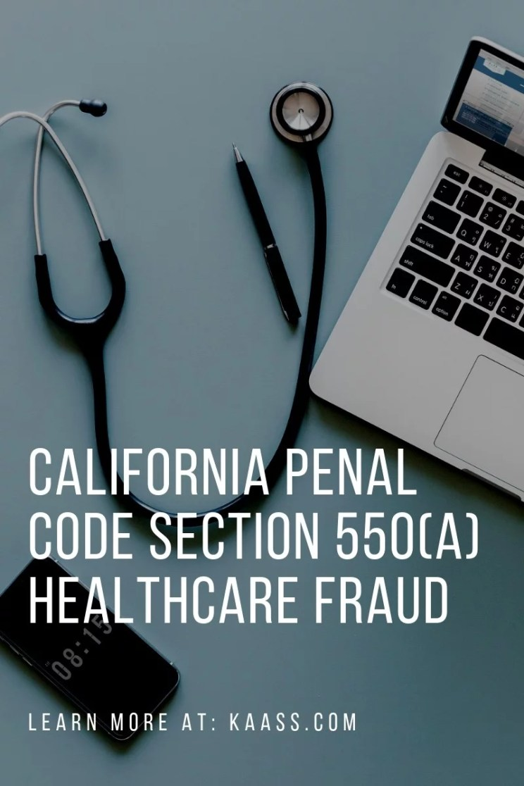Healthcare Fraud Lawyer California