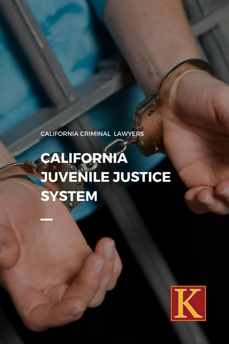 California Juvenile Justice System