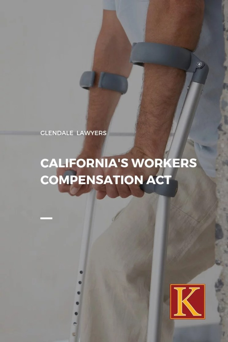 California's Workers Compensation Act