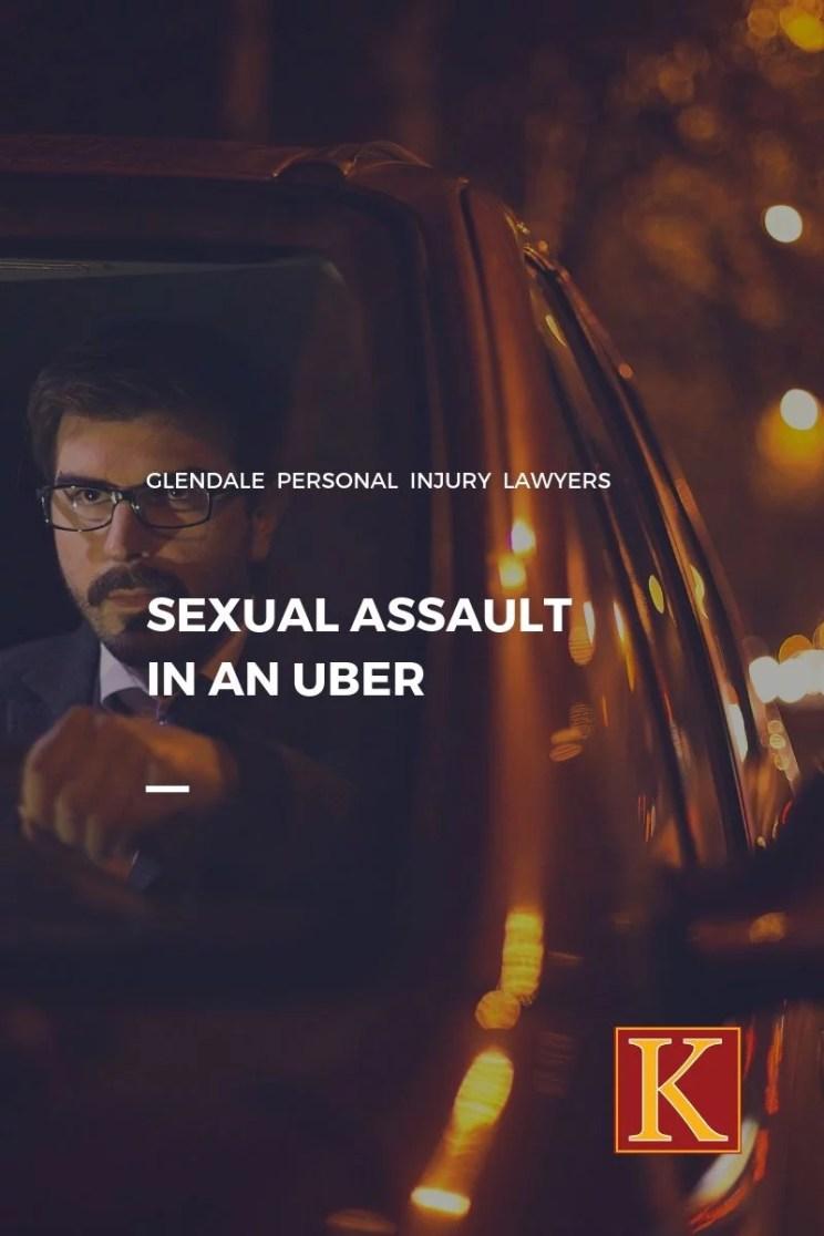 Sexual Assault in an Uber