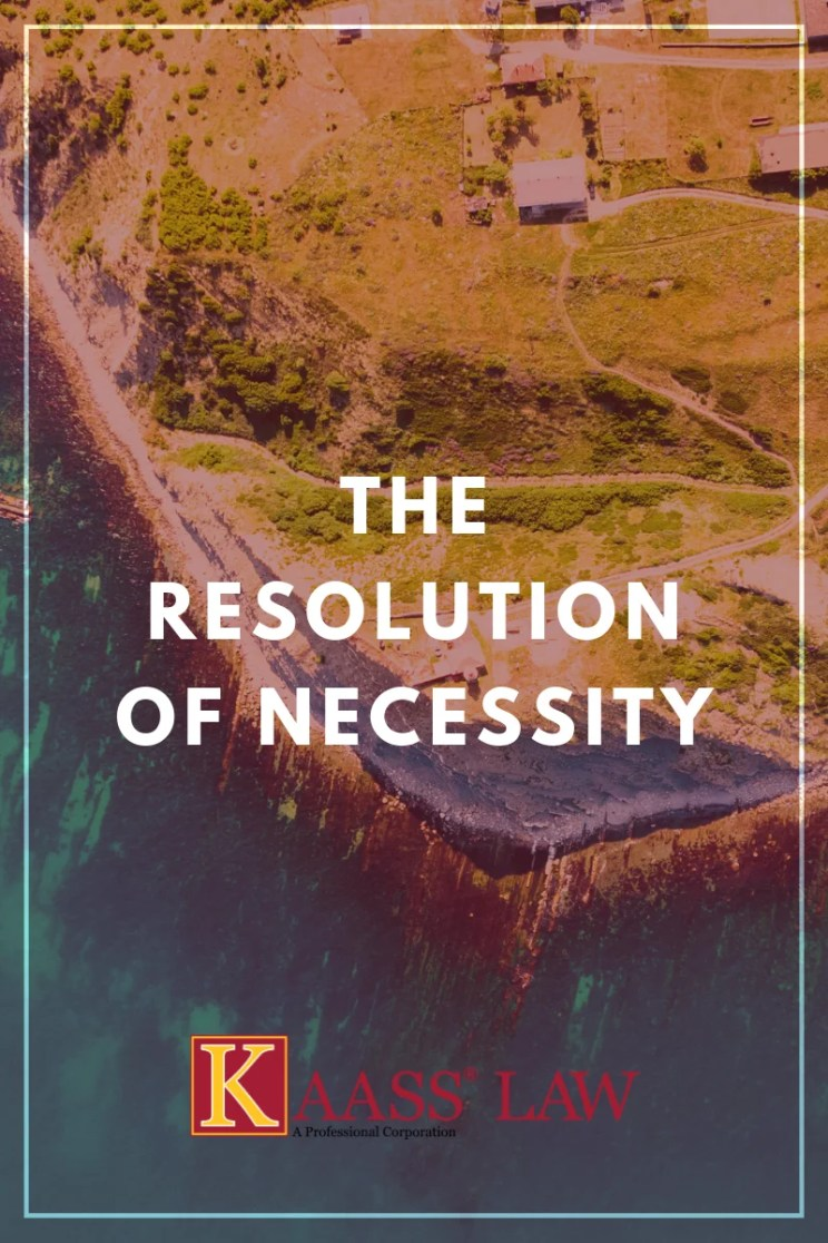 The Resolution of Necessity