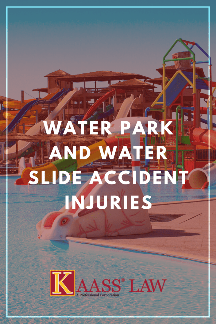 Water Park and Water Slide Accident Injuries