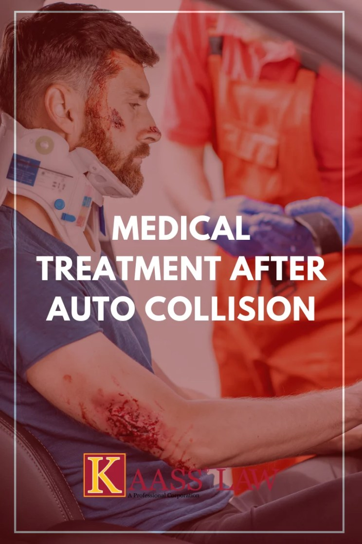 Medical Treatment After Auto Collision