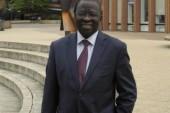 Dr Sékou Koureissy Condé : « Il faut que la CEDEAO s'implique davantage en Guinée »