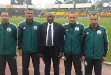 Elim.CAN 2015 : Guinée-Togo : un trio arbitrage marocain dirigera le match