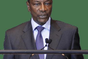 ALPHA CONDE A KAMSAR: Un président-procureur?