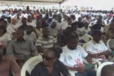 Lutte contre Ebola : Plus de 2000 jeunes déployés pour la campagne de sensibilisation à Conakry et à l'intérieur du pays