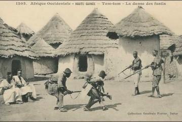 Mise en place des populations de la Haute-Guinée