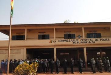 Kankan : Une dizaine des prisonniers évadés de la maison centrale arrêtés