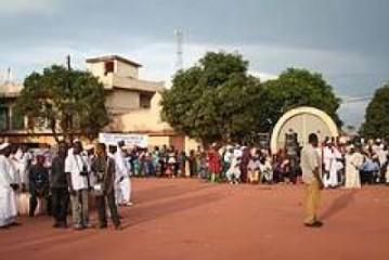 Kankan: le grand Maouloud célébré dans la ville de Nabayah.