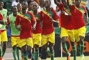 OUGANDA-GUINEE : Le Syli lesté de quelques joueurs
