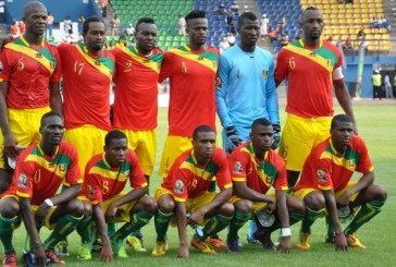 Elim.CAN 2015: Le Syli national s'incline 2 buts à zéro face à l'Ouganda