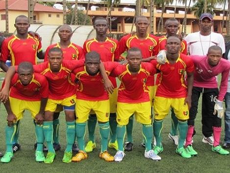 CAN  U-17 Gabon 2017: Liste des 21 joueurs du Syli Cadet retenus