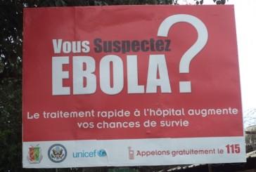 SANTE: la crise liée au virus Ebola épuise les budgets de développement en Afrique de l'Ouest