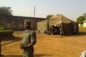 Dabola: Le nouveau Commandant de la Compagnie d'Infanterie a pris fonction