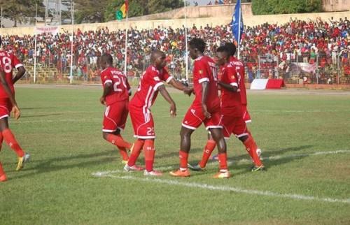 Coupe CAF : Le Horoya se qualifie pour la phase des poules