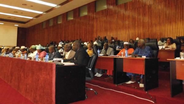 Parlement : la session ordinaire ouverte ce 5 avril