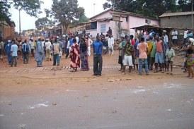 Boké: Mohamed Conté tué dans la manifestation, a été inhumé dimanche à Kamsar