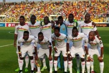 CAN 2017 : Guinée- Swaziland : Les 22 joueurs retenus