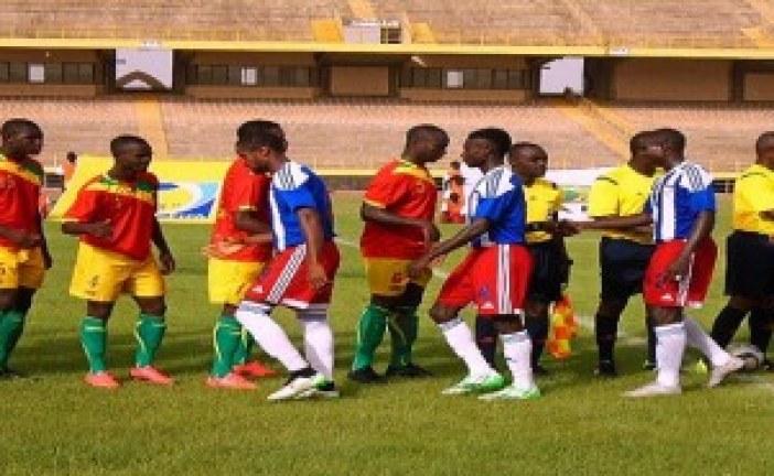 Elim. CHAN 2018 : Battu 3-1 à Dakar, le Syli local condamné à gagner à Conakry