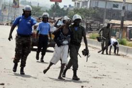 Kissidougou: 34 interpellations après le meurtre des 2 personnes à Sangardo