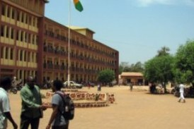 Kankan: Une timide rentrée Universitaire session 2017-2018!