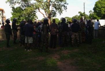 Kankan:Violences déclenchées dans les locaux de la cour d'assise!