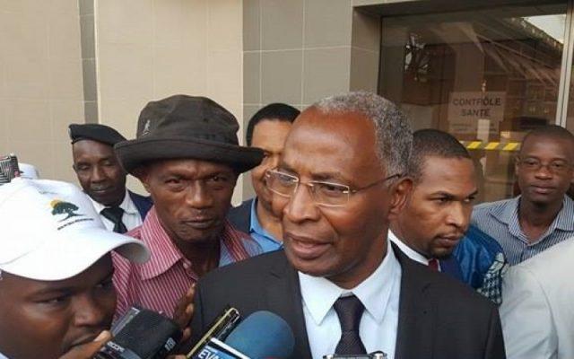 Elections locales: Bah Oury dénonce des «oligarchies politiques»