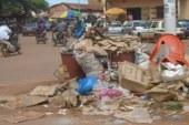 Kankan : La gestion des ordures, qui s'en occupe ?